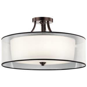 Lacey - Five Light Semi-Flush Mount