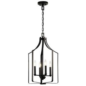 Morrigan - Four Light Mini Chandelier