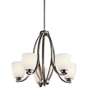 Granby - Five Light Chandelier
