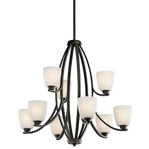 Granby - Nine Light Chandelier