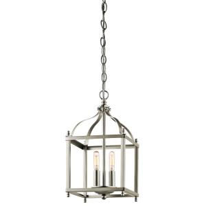 Larkin - Two Light Cage Foyer