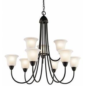 Nicholson - Nine Light Chandelier