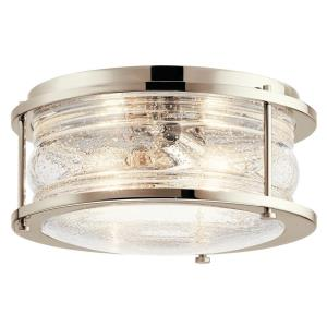 Ashland Bay - Two Light Flush Mount