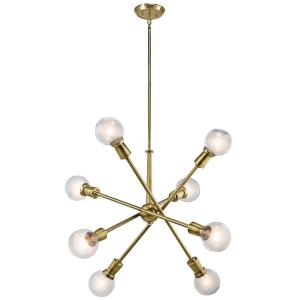 Armstrong - Eight Light Large Chandelier
