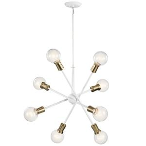 Armstrong - 8 Light Large Chandelier
