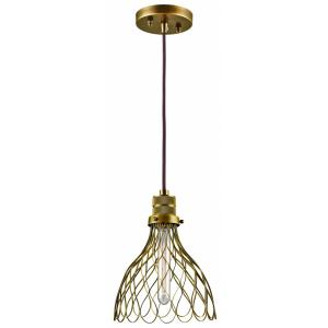 Devin - 10.25 Inch One Light Mini Pendant