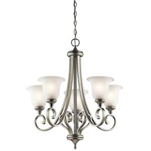 Monroe - Five Light Chandelier