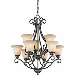Camerena - Nine Light Chandelier