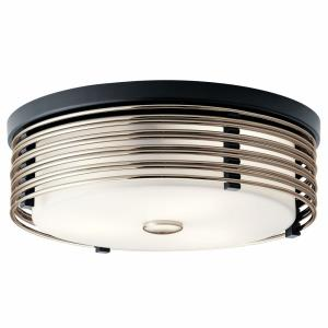 Bensimone - Two Light Flush Mount