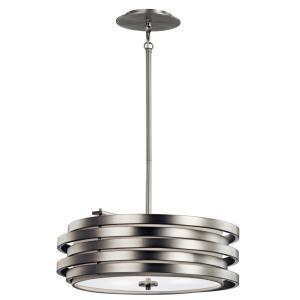 Roswell - 3 Light Pendant - 19.25 inches wide