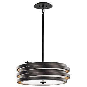 Roswell - 3 Light Pendant