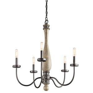 Evan - Five Light Medium Chandelier