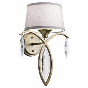 Casilda Transitional 1 Light Wall Sconce