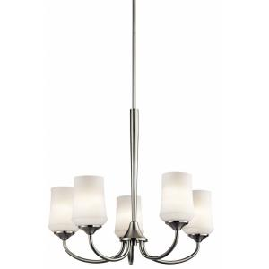 Aubrey - 25 Inch 5 Light Medium Chandelier