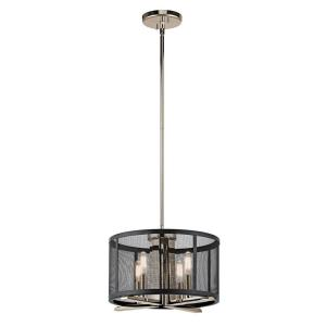 Titus - Four Light Convertible Pendant