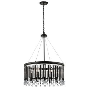 Piper - Six Light Chandelier