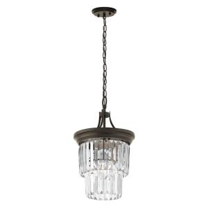 Emile - One Light Convertible Pendant