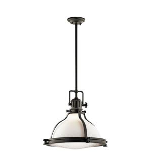 "Hatteras Bay - 18"" One Light Pendant"