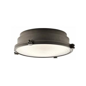"Hatteras Bay - 13.25"" 22W 1 LED Flush Mount"