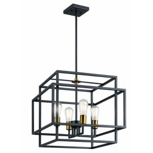 Taubert - Four Light Pendant