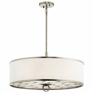 Melrose - Four Light Convertible Pendant