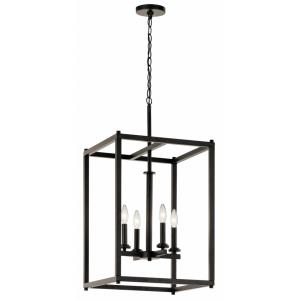 Crosby - Four Light Foyer Pendant