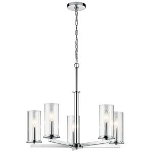 Crosby - Five Light Medium Chandelier