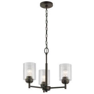 Winslow - Three Light Mini Chandelier