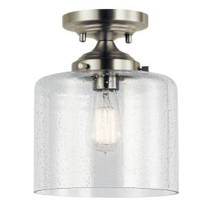 Winslow - One Light Semi-Flush Mount