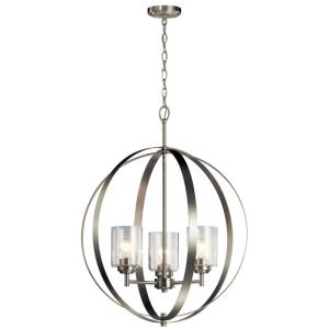 Winslow - Three Light Meidum Chandelier