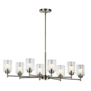 Winslow - Eight Light Small Chandelier