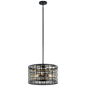 Aldergate - Three Light Convertible Pendant