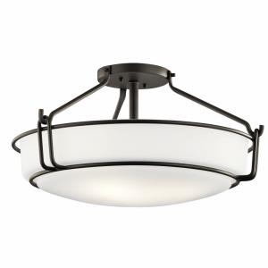 Alkire - Four Light Semi-Flush Mount