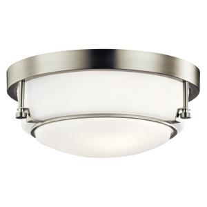 Belmont - Two Light Flush Mount