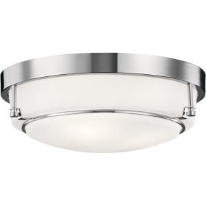 Belmont - Three Light Flush Mount