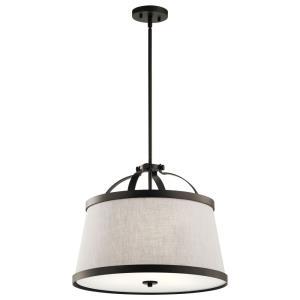 Amarena - Three Light Convertible Pendant