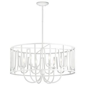 Sutton - Six Light Pendant