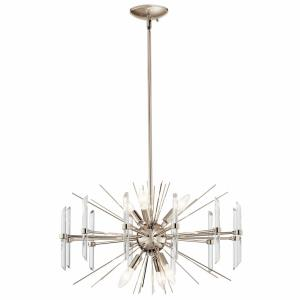 Eris - Six Light Chandelier