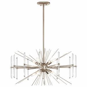 Eris - Eight Light Chandelier