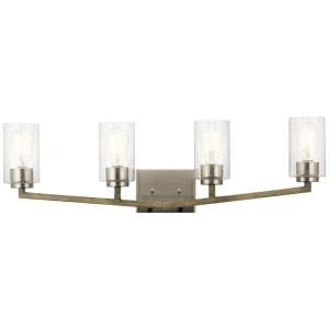 Deryn - Four Light Bath Vanity