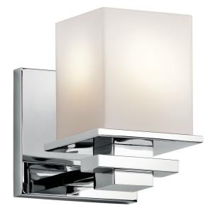Tully Transitional 1 Light Wall Sconce