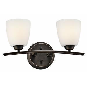 Granby - Two Light Bath Bar