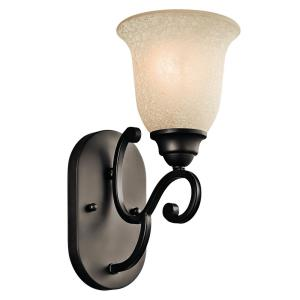 Camerena Traditional 1 Light Wall Sconce