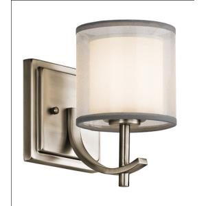 Tallie Transitional 1 Light Wall Sconce