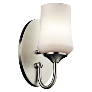 Aubrey Transitional 1 Light Wall Sconce