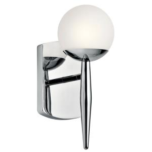 Jasper Contemporary 1 Light Wall Sconce