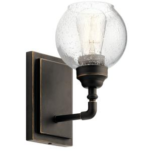 Niles Transitional 1 Light Wall Sconce