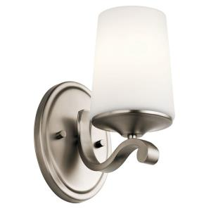 Versailles Traditional 1 Light Wall Sconce
