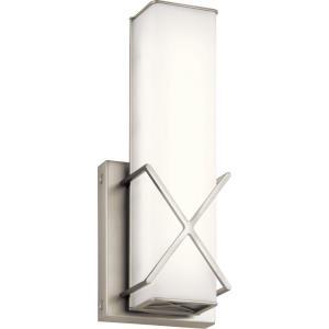 Trinsic - Wall Sconce - with Contemporary inspirations - 4.5 inches wide