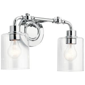 Gunnison - Two Light Bath Vanity